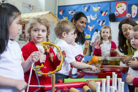 Qualified teachers could be withdrawn from nursery schools across the Capital