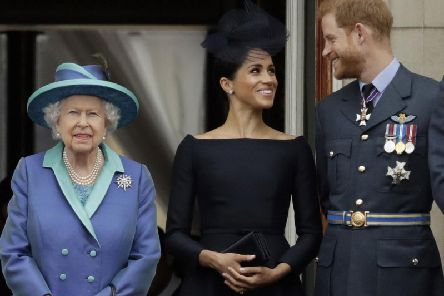 Harry and Meghan had wanted to remain as working royals, although not prominent members, and become financially independent - a dual role many commentators said was fraught with problems.