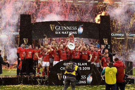 Wales will have a hard time topping last year's performance. Picture: Stu Forster/Getty Images