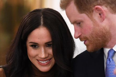 Prince Harry has landed in Canada to be reunited with Meghan and Archie    picture: Getty Images