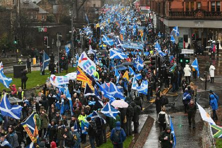 """The party is planning to mark """"Brexit Day"""" with a rally in Glasgow, where it will relaunch its campaign for independence and also make clear a separate Scotland should be part of the EU."""