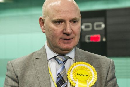 SNP supporters are lobbying the party to readmit Neale Hanvey (pictured) ''picture: George Mcluskie