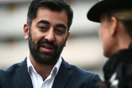 Humza Yousaf defended police funding levels