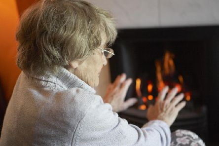 A quarter of Scots households are affected by fuel poverty, official figures show. Picture: Contributed