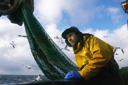 """Scotland's fishing industry could be """"traded"""" to protect the UK's financial services sector MSPs have heard."""