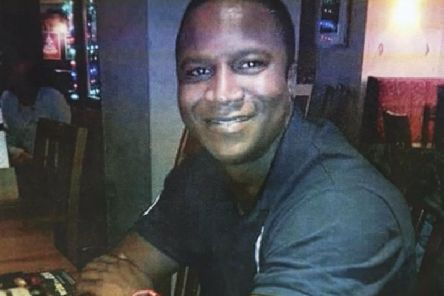 Sheku Bayoh. Picture: Family