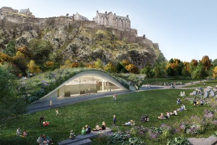 In a recent poll the vast majority of people backed the Quaich project for the Gardens