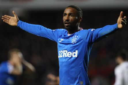 Jermain Defoe is set to sign a new contract with Rangers. Picture: Andrew Milligan/PA Wire
