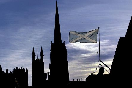 Looking across the UK, Scotland saw one of the greatest quarter-on-quarter falls in critical distress in the last three months of 2019. Picture: Jon Savage