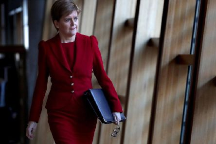 Nicola Sturgeon has unveiled new proposals for a Scottish visa system.