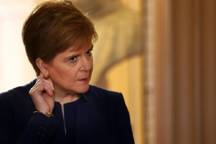 Nicola Sturgeon unveiled her plans for a Scottish visa in Edinburgh