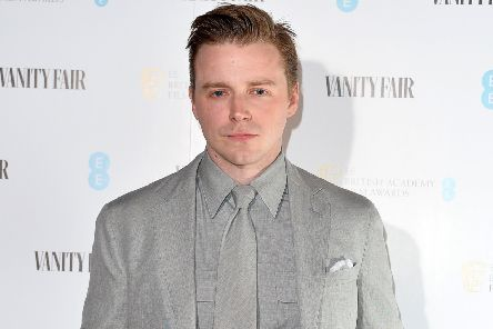 Jack Lowden at a BAFTA Awards pre-party in London last week. (Photo by Jeff Spicer/Getty Images)