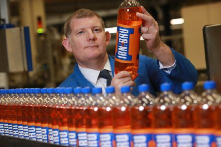 The firm owns one of the best known brands in Scotland. Picture: Stewart Attwood