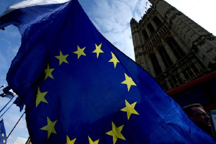 The EU flag is poised to continue flying outside Holyrood