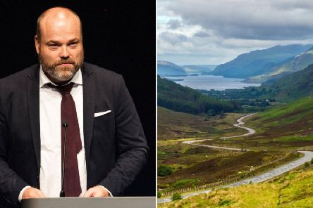 Anders Hoch Povlsen has plans to create a community hub in an area just off the North Coast 500 north of Tongue    picture: GettyImages