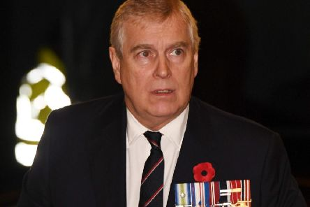 Prince Andrew. Picture: Getty Images