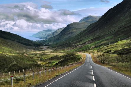 Plans to introduce car parking charges for NC500 motorists have been slammed as a madcap money-grabbing proposal. Picture: JPI