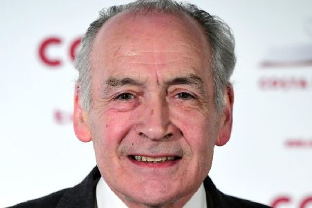 News reader Alastair Stewart has left ITV after 40 years. Picture: Ian West / PA Wire
