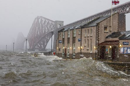 The first Forth Bridge, which opened just 11 years after the Tay Bridge disaster, should a pass from all criticism, according to Kevan Christie. No 'Bouch job' this (Picture: Katielee Arrowsmith/SWNS)
