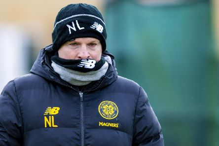 Neil Lennon is focusing on Aberdeen - but will hope to catch Copenhagen cold. Picture: SNS Group
