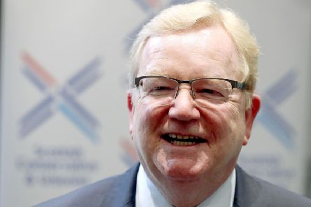 Jackson insists the Tories are not split on indyref2
