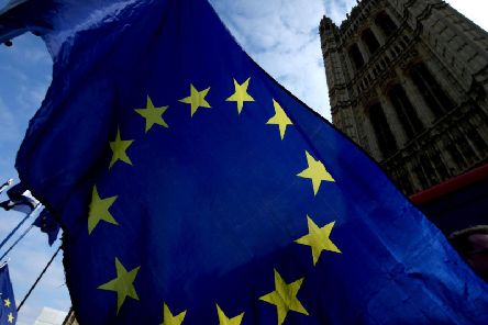 An independent Scotland would seek to rejoin the EU