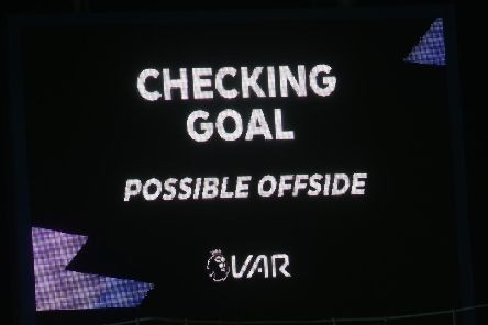 Rangers will come up against VAR when they take on Braga on Thursday night