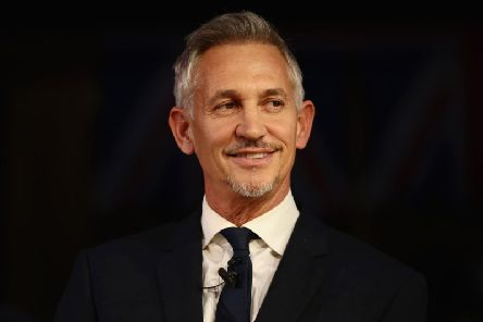 Gary Lineker backed James Keatings over the incident
