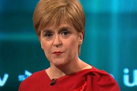 Nicola Sturgeon has defended the SNP budget