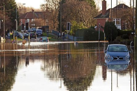 The UK is braced for three days of heavy rain (Photo: Shutterstock)