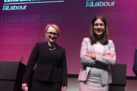 Labour leadership contenders Rebecca Long-Bailey and Lisa Nandy, among others, have seemed unclear about the issue (Picture: John Devlin)