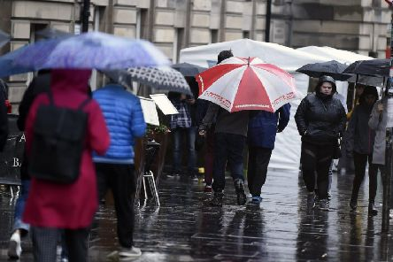 Scotland will continue to be battered by stormy weather