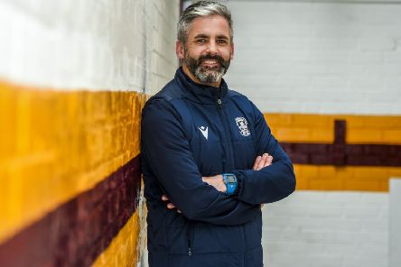 Assistant manager Keith Lasley believes that Motherwell, once back to their best, can have a 'decent end to the season'. Picture: SNS.
