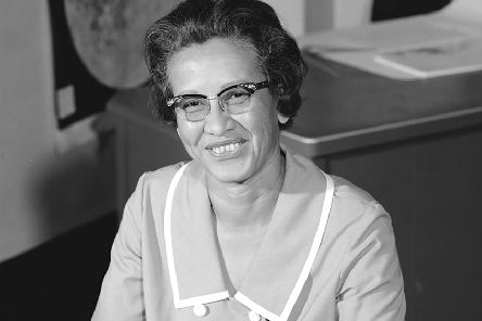 Katherine Johnson has died a the age of 101 (Picture: NASA/AFP/Getty)