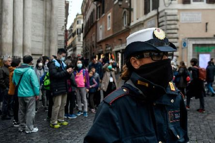 Italy is facing Europe's largest Covid-19 outbreak. (Photo: Getty Images)