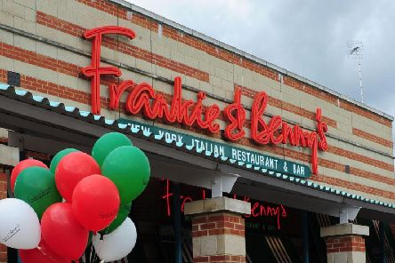 The dining firm said the closures will impact sites across its leisure portfolio, which includes the Frankie & Benny's and Chiquito brands. Picture: PA