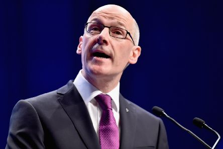John Swinney stood by Curriculum for Excellence