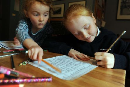 Children should not be robbed of such a practical and pleasure-giving life skill as handwriting (Picture: Phil Wilkinson)
