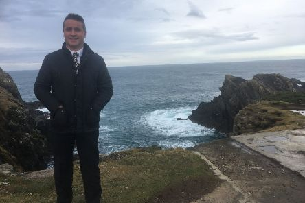 Western Isles MP Angus MacNeil is working to persuade OFGEM of the benefits of a larger cable.