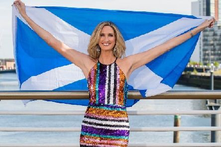BBC weather presenter Joy Dunlop will lead the 35-strong group, who will be singing a specially arranged Gaelic song with both traditional and modern influences.