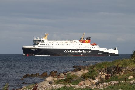 CMAL purchases MV Loch Seaforth for an undisclosed amount securing the vessel for the Stornoway route