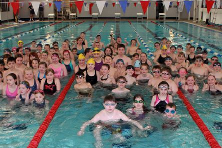 Lewis & Harris S1 and S2 Swimming Gala