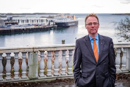 """Alasdair Allan MSP said: 'The delays to the delivery of these vessels have been unacceptable."""""""