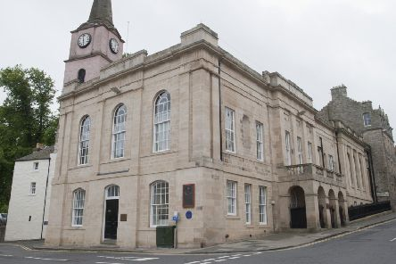 The 24-year-old was set to appear at Jedburgh Sheriff Court but is now in the clear.