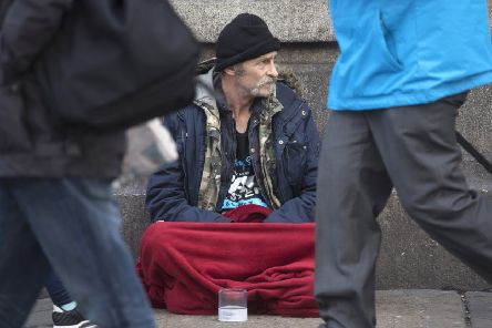 Scottish Borders Council will discuss homelessness in the region on Thursday, ahead of implementing a new strategy.
