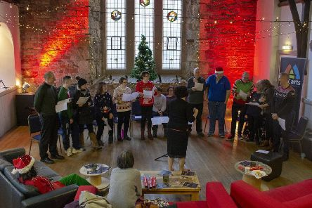 A Borders choir for people with a learning disability, formed in September last year, has been invited to perform at a major awards ceremony this month.'The Keys to Life Choir will take to the stage at the Scottish Learning Disability Awards at the Sheraton Hotel in Edinburgh on Friday, May, 17.'The choir is led by Sandy Devers, Chief Executive Officer of Streets Ahead, and Claire Taylor, Team Manager with The Richmond Fellowship Scotland, both of whom are musicians and singers. Claire is the conductor, and she is assisted by Sandy, who plays guitar and bagpipes.'The choir is named after The Keys to Life - Scotland's strategy for supporting people with learning disabilities to have great lives.