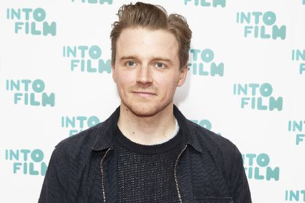 Jack Lowden at an award ceremony in London in March. (Photo by John Phillips/Getty Images)