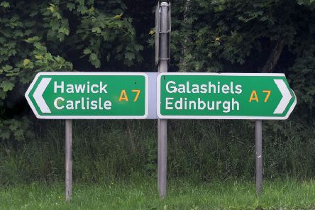 A7 in Selkirk.