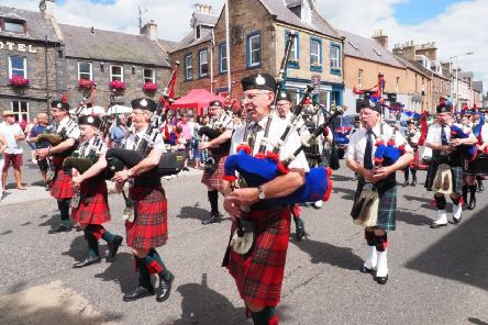 Earlston Civic Week 2018.