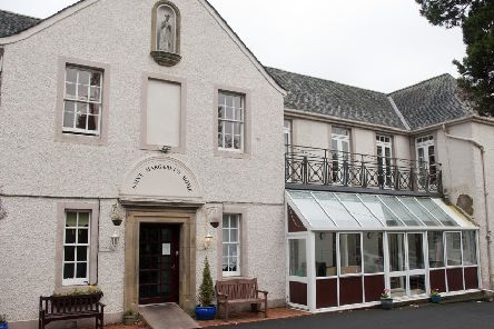 Buccleuch and St Margaret's Care Centre in Hawick.